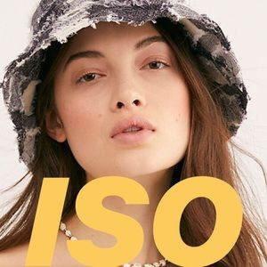 ISO freepeople penny plaid bucket hat